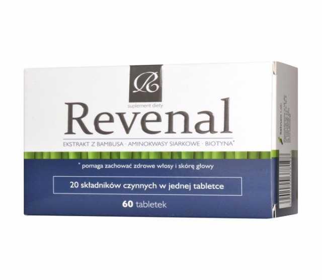 Продам: Комплекс Revenal для роста волос, ногтей