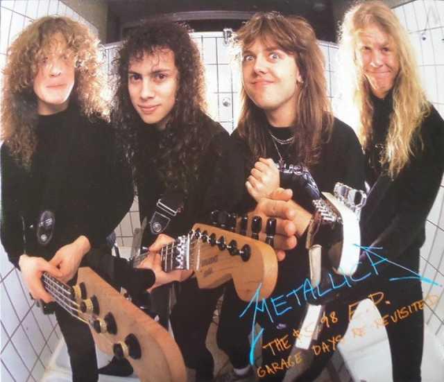 Продам: Metallica – The $5.98 E.P. - Garage Days