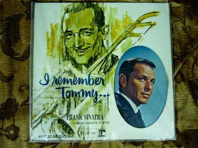 Продам: Frank Sinatra – I Remember Tommy Lp US 1