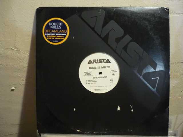 Продам: Robert Miles – Dreamland US 1996 EX (про