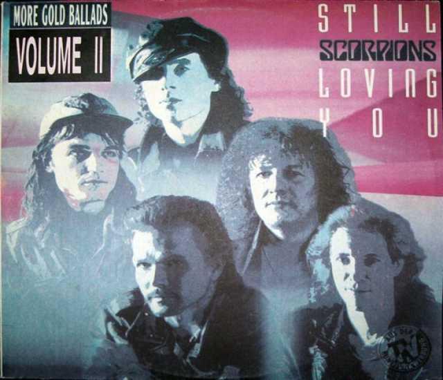 Продам: Scorpions – Still Loving You. обе части