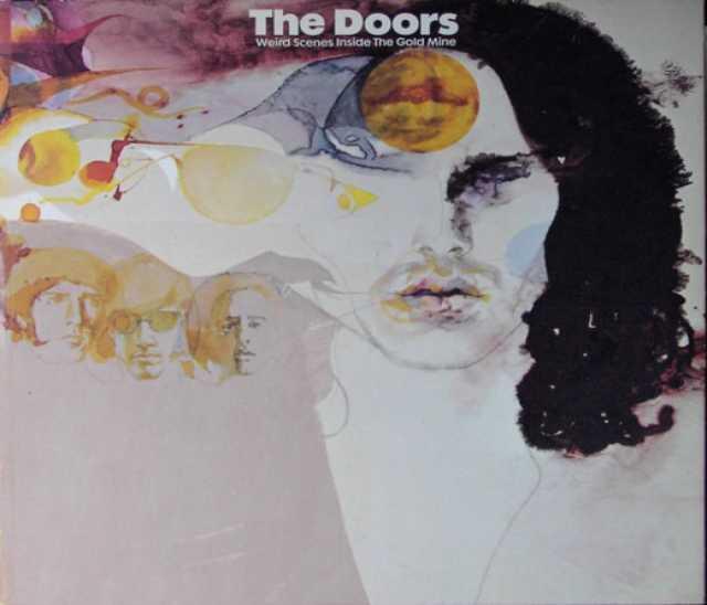 Продам: The Doors – Weird Scenes Inside The Gold