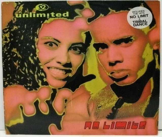 Продам: 2 Unlimited – No Limits LP UK 1993 origi