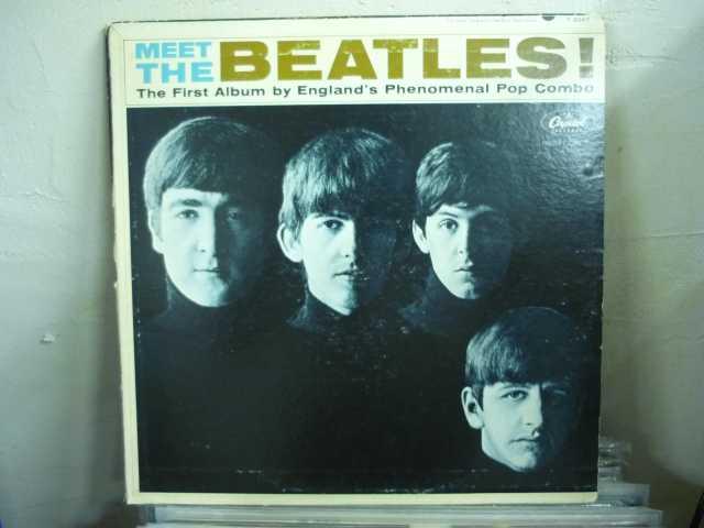 Продам: The Beatles – Meet The Beatles! US 1964