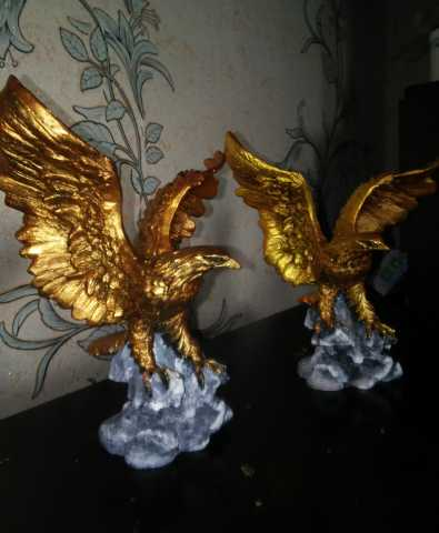 Продам: Статуэтка Парящий орел символ 2019 года