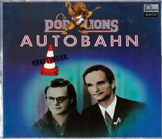 Продам: Kraftwerk – Autobahn Germany 1980 LP пос