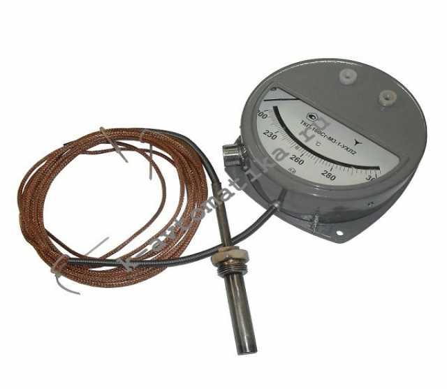 Продам: Термометр манометрический ТКП-160 Сг- УХ