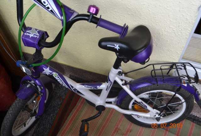 Продам: 4 х колесный велосипед для ребенка