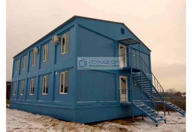 Продам: Модульные жилые здания