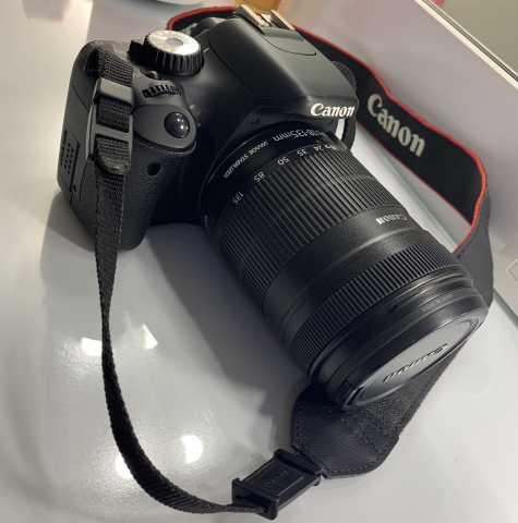 Продам: Фотоаппарат Canon EOS 550D EFS 18-135mm