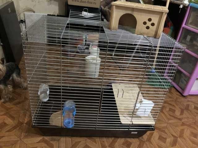 Продам: Клетка