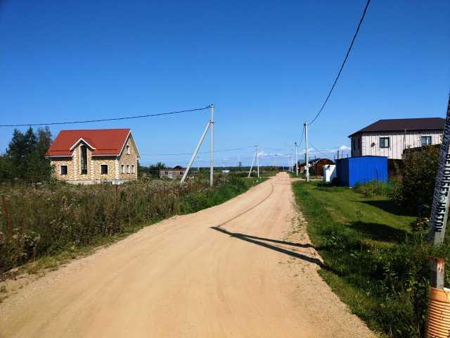 Продам: участок 15 сот в ДНП в районе деревни Ни