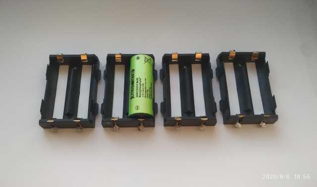 Продам: Батарейный отсек для 26650 аккумуляторов