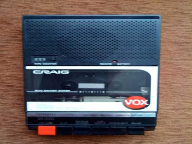 Продам: Кассетный магнитофон CRAIG J109