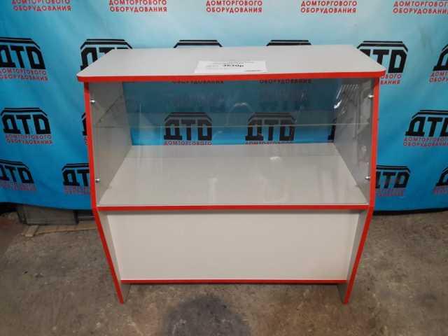 Продам: Прилавок рабочий со стеклом новый 90 см