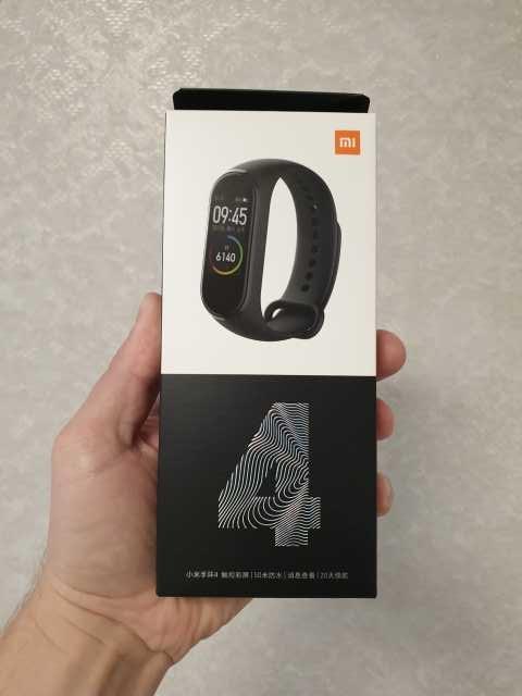 Продам: Xiaomi Mi Band 4