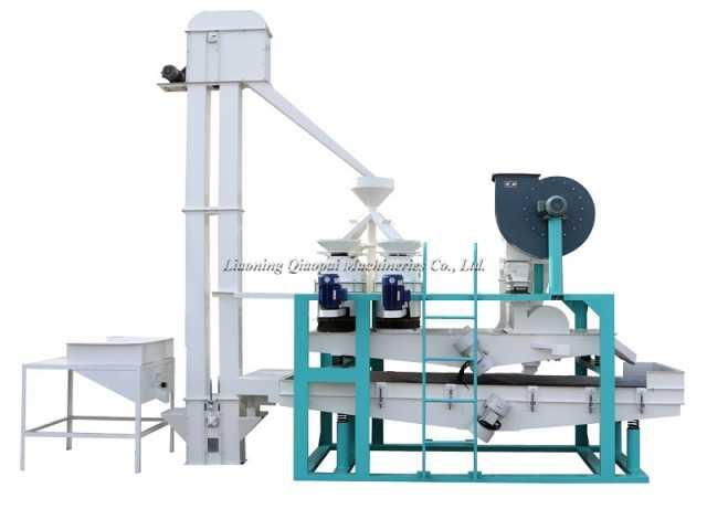 Продам: Оборудование для шелушения семян сафлора