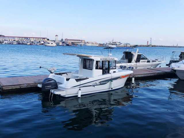Продам: катер Beneteau Barracuda 7