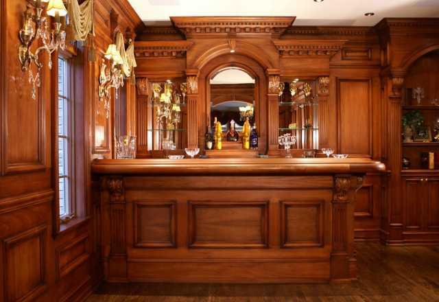 Предложение: Производим домашние бары для частных дом