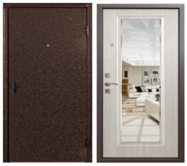 Продам: Металлические двери