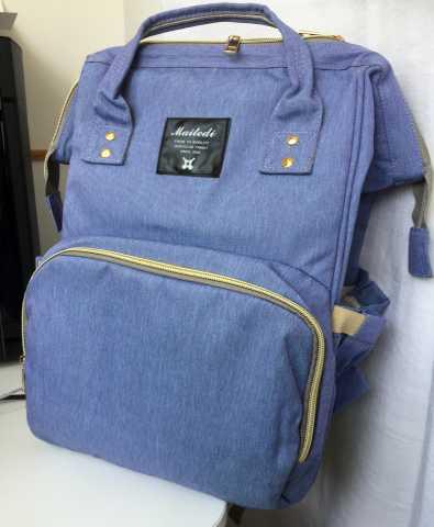 Продам Рюкзак для мам с USB +коляска