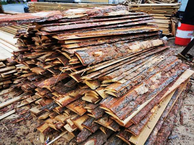 Отдам даром: Срезка горбыль дровяной