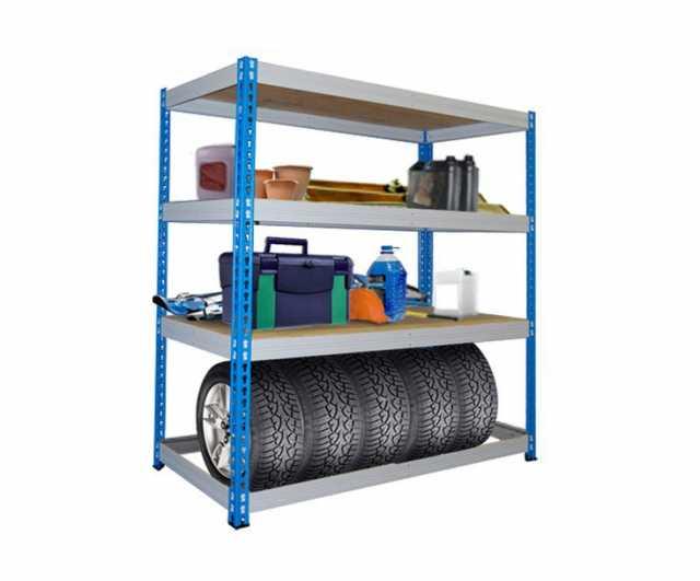 Продам: Стеллаж металлический для гаража мкф 155