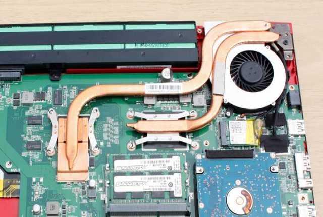 Куплю: система охлаждения MSI GP72 2QE