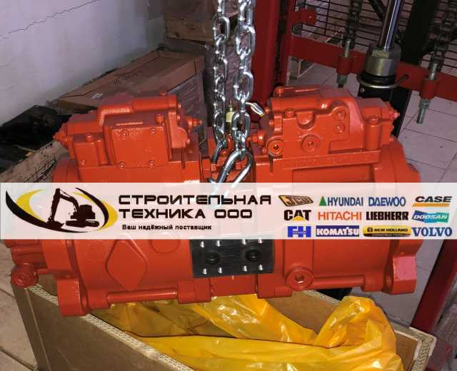 Продам Гидравлический насос R210LC-7 K3V112DT