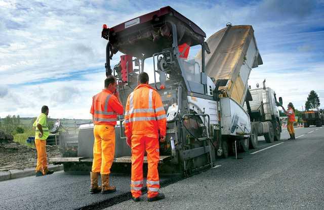 Вакансия: Дорожные рабочие Вахта