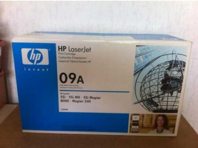 Продам: Картридж HP C3909A