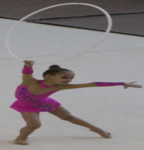 Продам: Купальник для художественной гимнастики