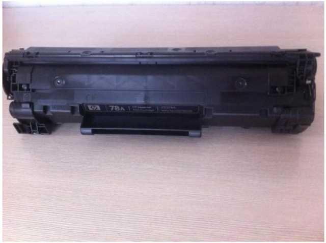 Продам: Б/У картридж HP CE278A
