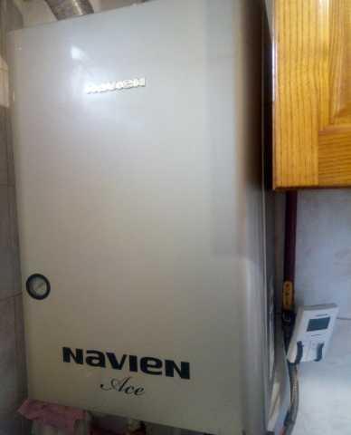 Продам: Кател газовый двухконтурный Navien Ace