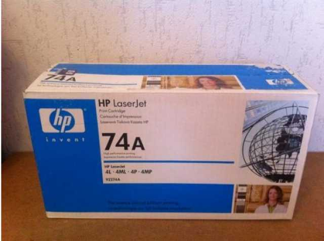 Продам: Картридж HP 92274A