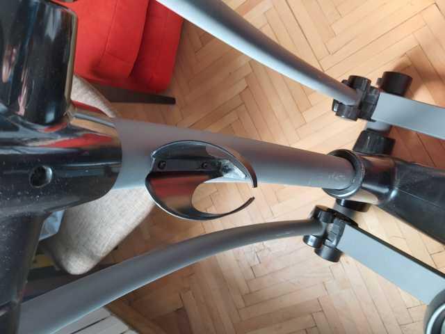 Продам: Эллиптический тренажер intensor x300