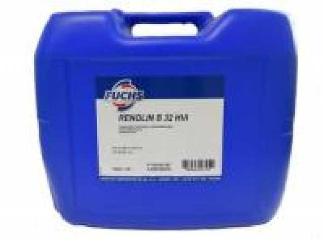 Продам: Гидравлическое масло FUCHS RENOLIN B 32