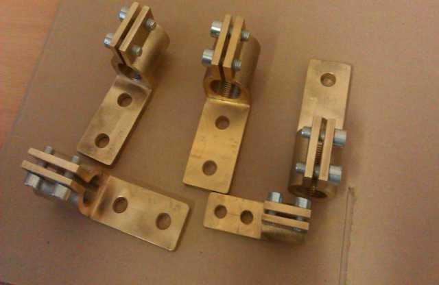 Продам: Зажимы контактные НН для трансформатора