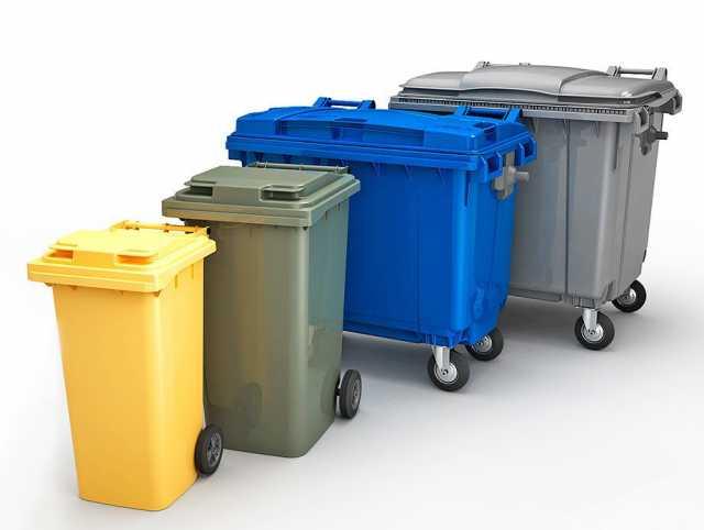 Продам: мусорные контейнеры