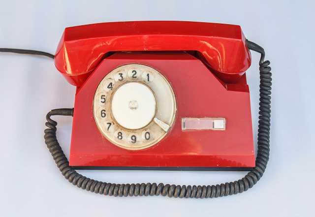 Продам: Телефон советский дисковый