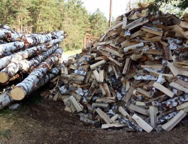 Продам: Продам дрова колотые, пеньки, хлысты