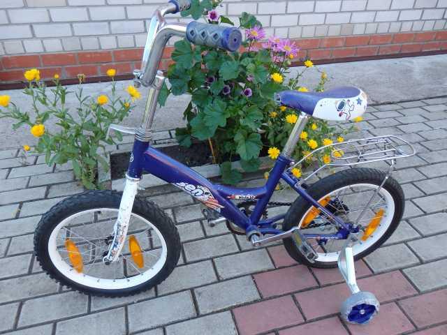 Продам: Велосипед детский Larsen Kids 16' Б/У