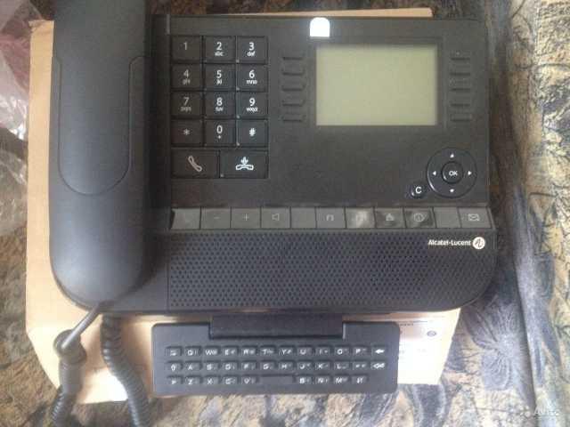 Продам: Цифровой IP телефон Alcatel - Lucent 803