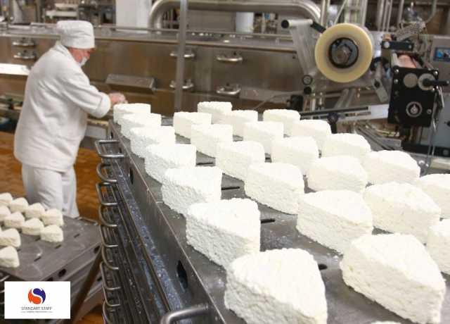Вакансия: Упаковщики молочной продукции