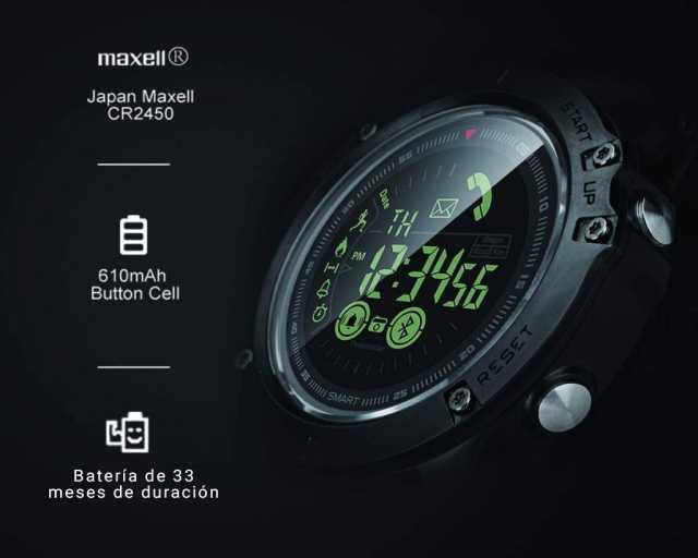 Продам: Чёрные Смарт-часы