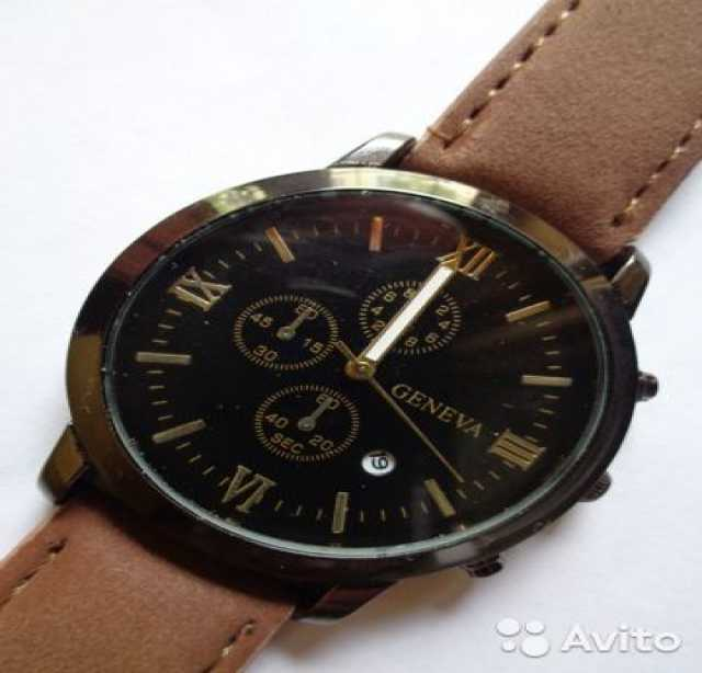 Продам: Часы наручные Geneva,кварц новые