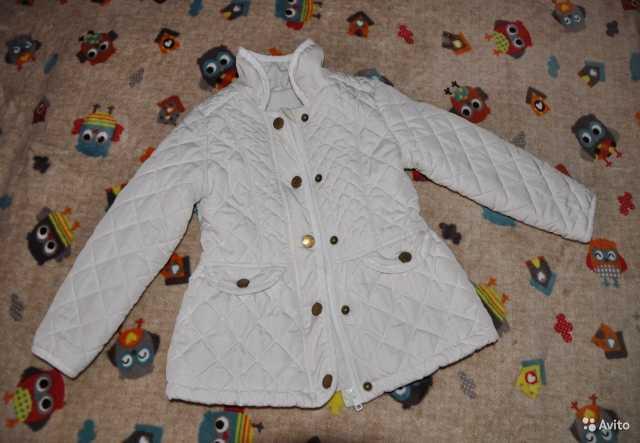 Продам Демисезонная куртка р.104