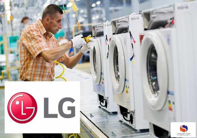 Вакансия: Упаковщики техники на склад LG
