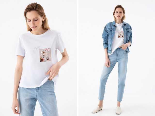 Продам: Еnnergiia Повседневная футболка с принто