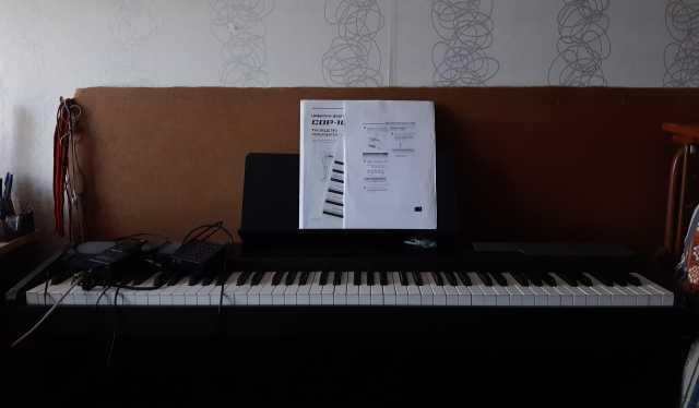 Продам: Электронное фортепиано CASIO CDP-100